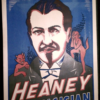Original Heaney Window Card - Posters and Prints