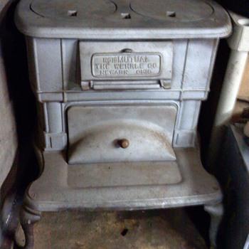 Wehrle two burner stove - Kitchen