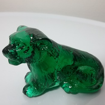 Boyd Glass tiger cub  - Animals