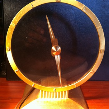 Jefferson Golden Hour Clock - Clocks
