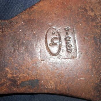need info on this axe head