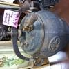 Cast Iron Pressure Cooker. (Date unknown)