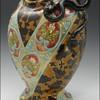 Large Vase by Keller and Guerin - Luneville, France