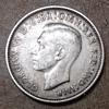 1943 S Australian silver 6 Pence
