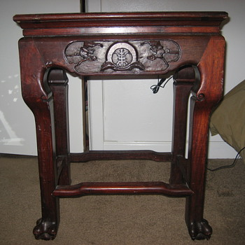 My antique Table I cant find one like it,,, - Furniture