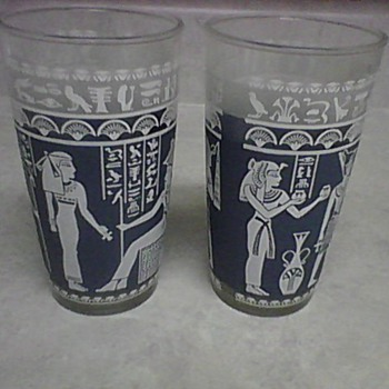 EGYPTIAN STYLE GLASSES