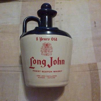 Long John 8 Years Old