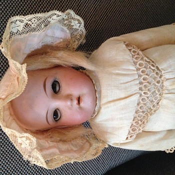 Another of My Great-Great-Great Aunt's Dolls