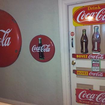 Coca-Cola Themometer - Coca-Cola