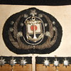 Japanese Navy and Merchant Marine insignia from WW2