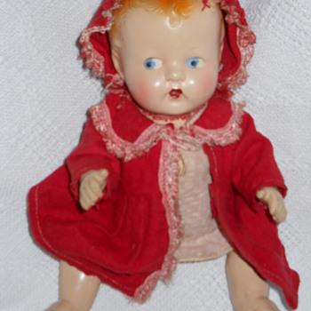 My Grandmothers Doll - Dolls