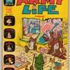 1971 - SAD SACK'S Army Life Comic Book