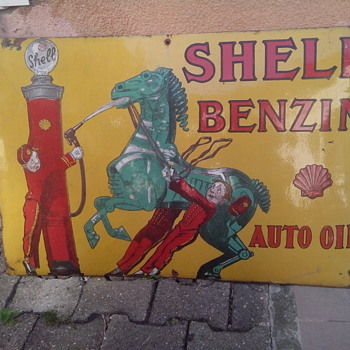 Shell - Petroliana