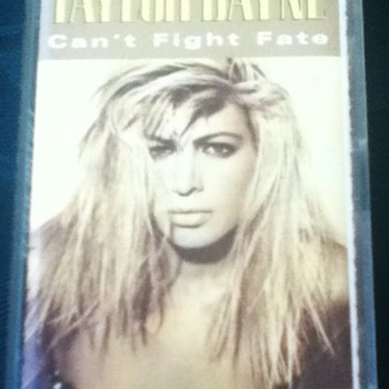 Taylor Dayne Cassette Tape - Records