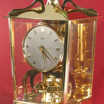 "Schatz ""London Coach"" 400 Day Clock - Clocks"