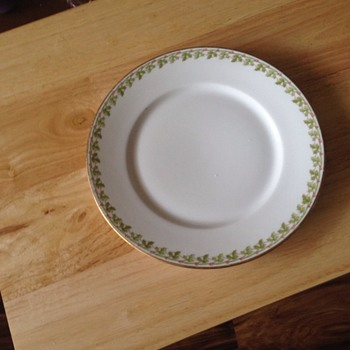 c ahrenfeldt limoge for wright tyndale & van roden philadelphia - China and Dinnerware