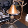 Vintage Brass/copper Desk Lamp!