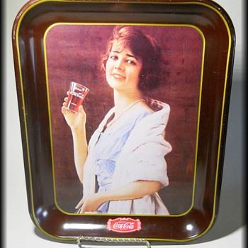 Coca Cola Tray - Repro ?   - Coca-Cola