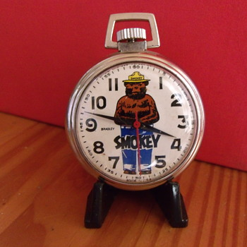 Official Smokey Bear Pocket Watch - Pocket Watches