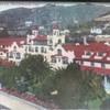 Hotel Hollywood Postcard