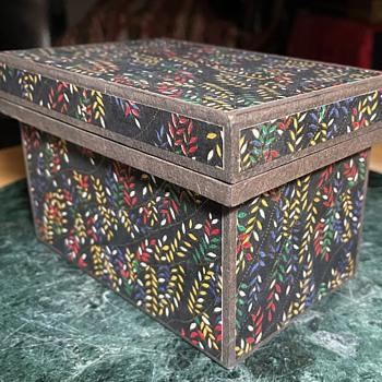 Small Washi Box - Furniture