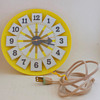 Vintage Sunbeam Wall Clock