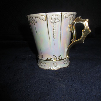 1900's Cup, No Markings?? - China and Dinnerware