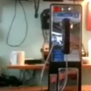 Western Electric 1D2 Single Slot Payphone - Telephones