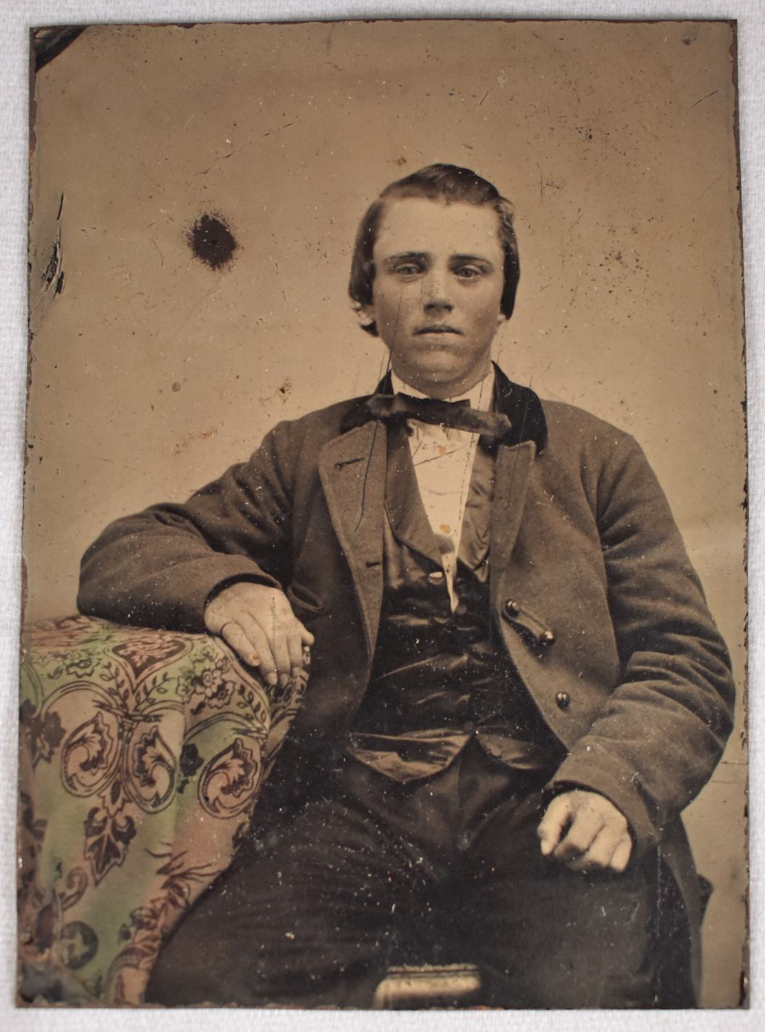 dating tintypes by clothing