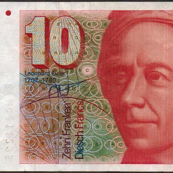 Switzerland - (10) Franken Bank Note