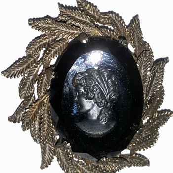 my newest brooch - Costume Jewelry