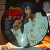 Pictures of Elvis   Made in England in plastic case