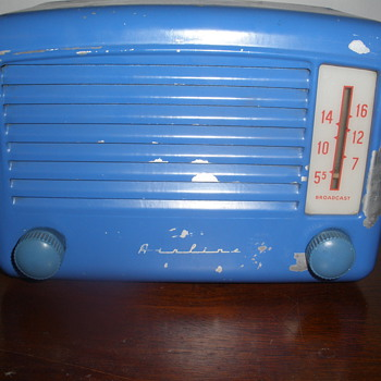 Airline AM radio model 84kr-1520a NEED ADVICE