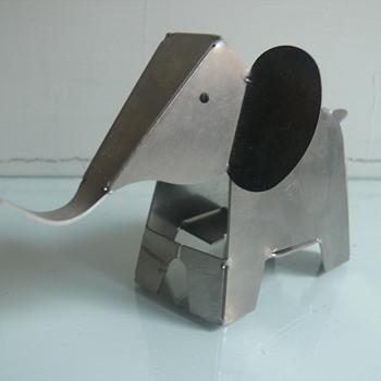 pencil holder ----- elefant - Mid-Century Modern