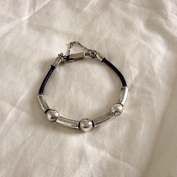 Silver bracelet! - Fine Jewelry