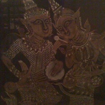 My Tibetian Paintings