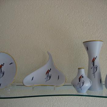 flora pottery decoration como - Pottery