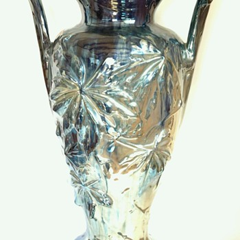 rare and museum piece by ALBERT SCHNEIDER, rambervillers. - Art Nouveau
