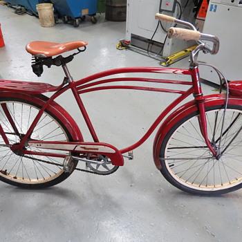 Montgomery Ward Hawthorne bicycle