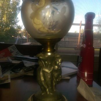 my famiy heirloom - Lamps