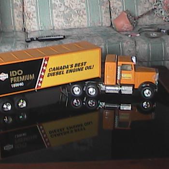 Irving Transport Ido 15w/40 premium oil - Model Cars