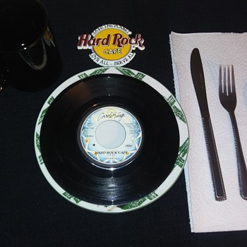 CAROLE KING AND THE HARD ROCK CAFE - Records