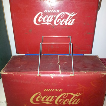 Coca-Cola Coolers & Carriers - Coca-Cola