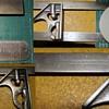 Beautiful Vintage Rabone Measuring Gear.
