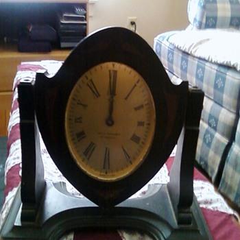 Antique Seth Thomas Mantle Clock - Clocks