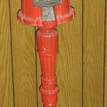 King Carousel Gumball Machine - Coin Operated