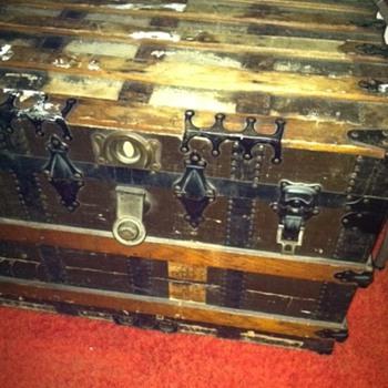 My trunk.  - Furniture