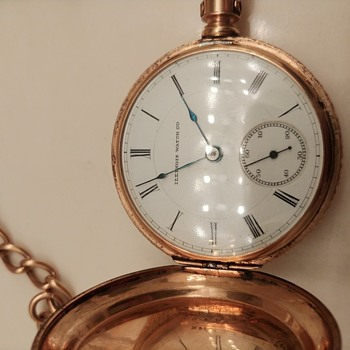 Illionis pocket watch  - Pocket Watches