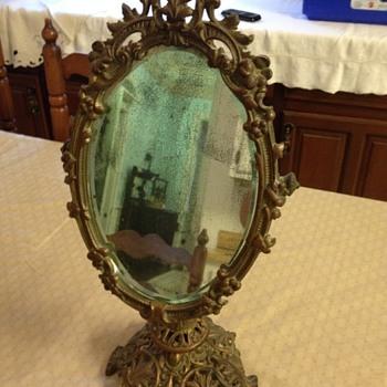 Vanity Tilt Mirror - Furniture