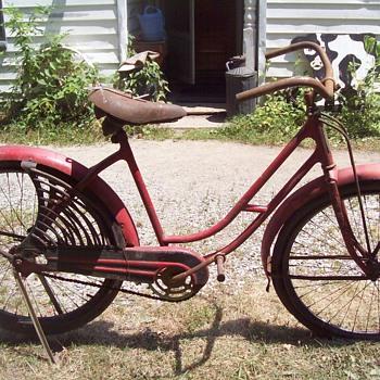 30's Elgin Bicycle